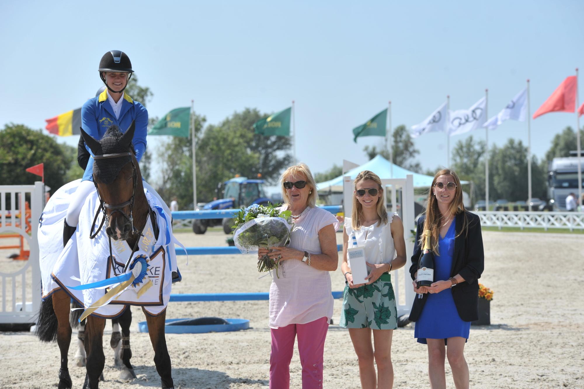 Prix Catherine de Buyl Horse Insurance